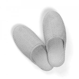 Тапочки CHEVRON CASUAL AVENUE - серый, 36-37