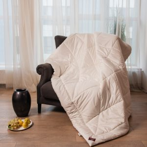 Одеяло стеганое CASHMERE WOOL GRASS