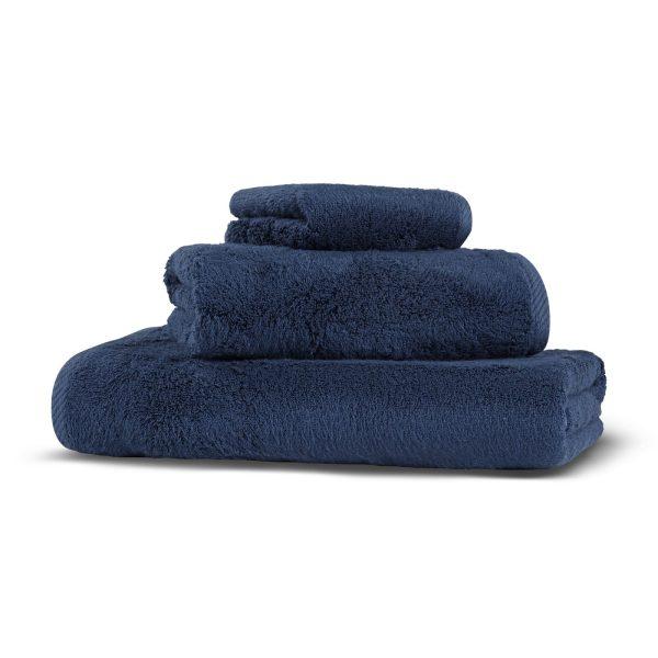 Полотенце GLAM HAMAM - синий, 100150