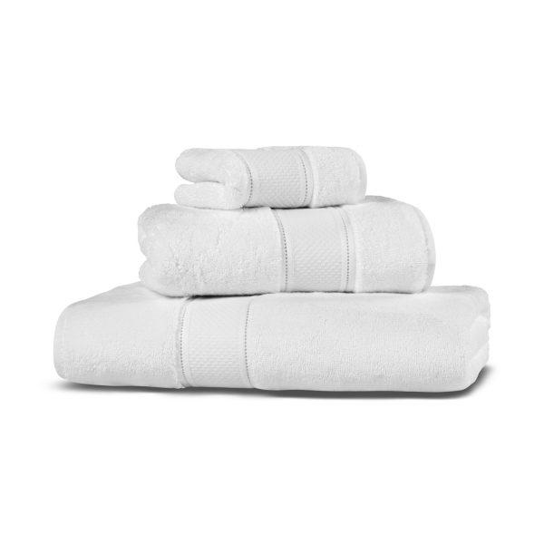 Полотенце MINERAL HAMAM - белый, 100150