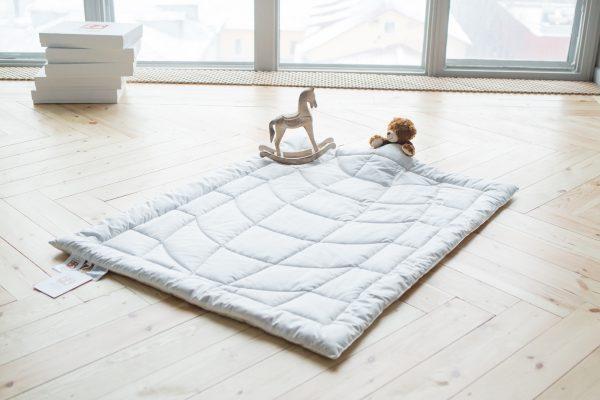 Одеяло пуховое кассетное BABY SNOW GRASS