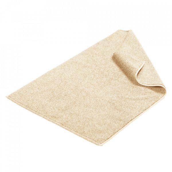 Полотенце для ног коврик ASH HAMAM - слоновая-кость, 4060