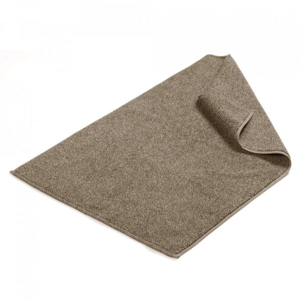 Полотенце для ног коврик ASH HAMAM - дым, 4060