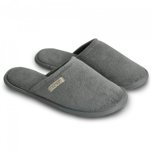 ash slippers dark grey 4