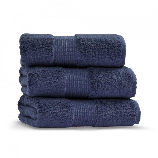 chicago towel 50x90 navy grup 2