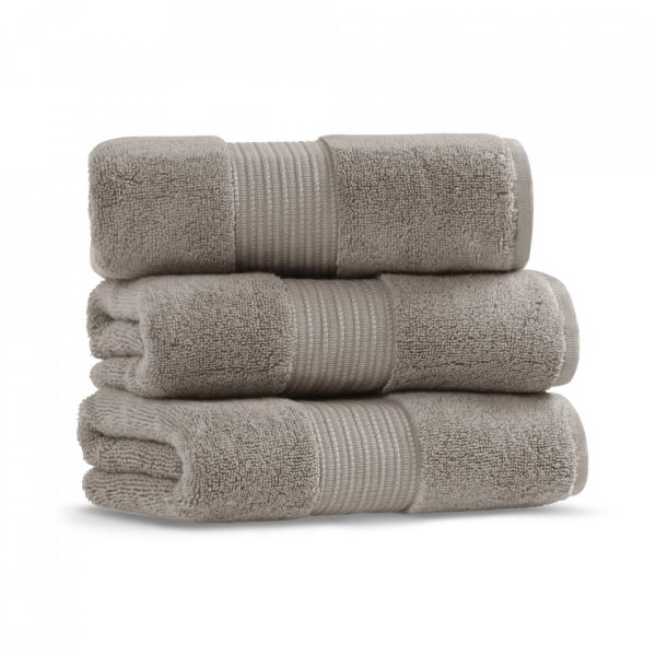 chicago towel 50x90 warm grey grup 2