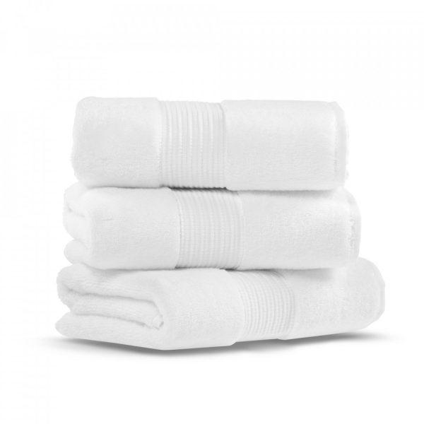 chicago towel 50x90 white grup 2