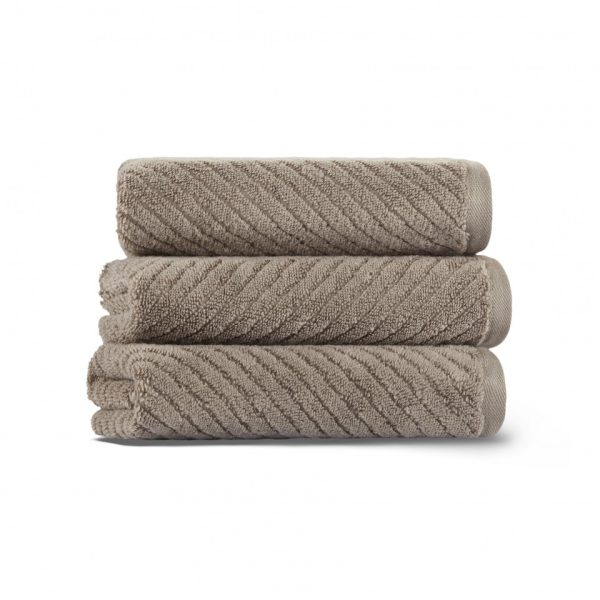 fibrosoft chevron towel cobblestone grup ca tarzi Полотенце CHEVRON CASUAL AVENUE