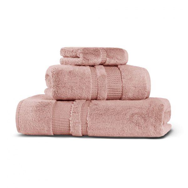 Полотенце PERA HAMAM - пыльно-розовый, 100150