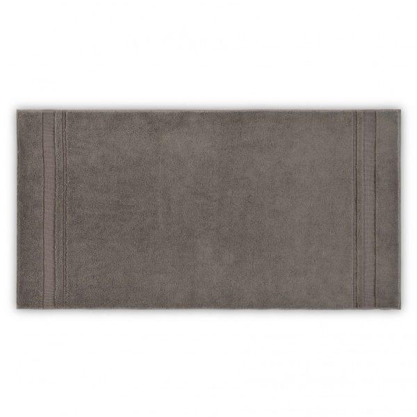 Полотенце PERA HAMAM - темный-серо-коричневый, 100150