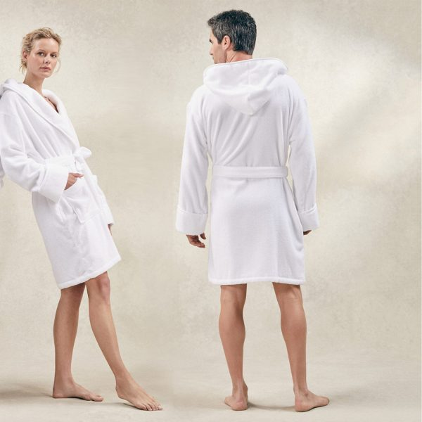 hooded robes couple