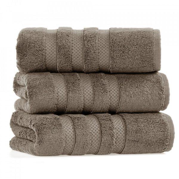 kinsey towel warm gray