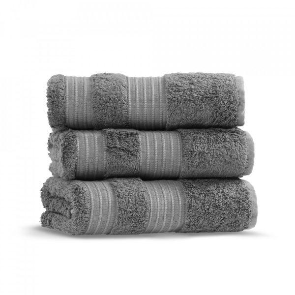 Полотенце LONDON CASUAL AVENUE - тёмно-серый, 3050