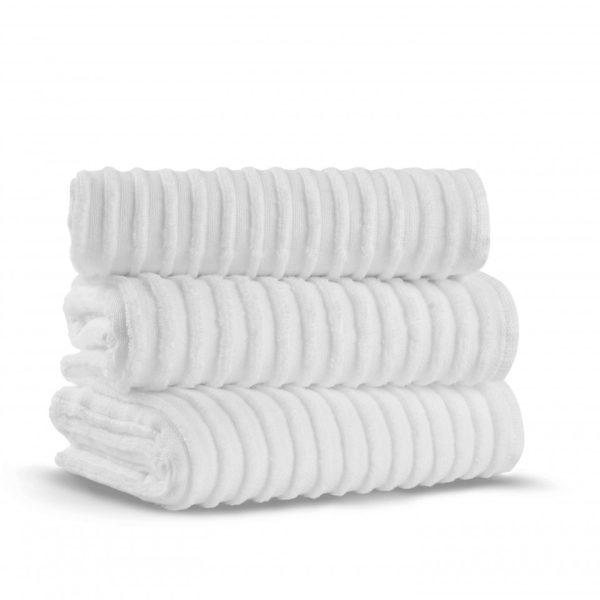 Полотенце TERRY STRIPE CASUAL AVENUE - белый, 100180