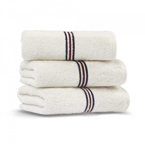 toscana hand towel ivory red wine deep blue grup 3