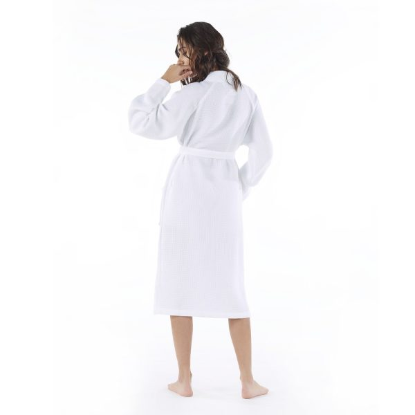 waffle bathrobe calamus