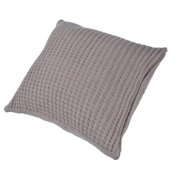 decorative pillows Dimension Waffle 1 Подушка декоративная DIMENSION WAFFLE HAMAM