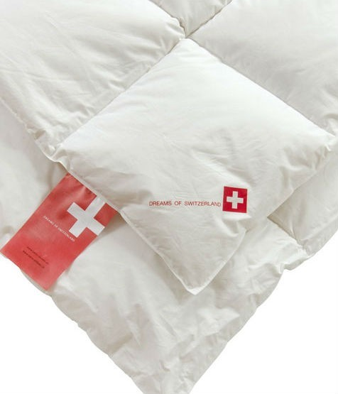 ds2 Одеяло пуховое MEDIUM DREAMS OF SWITZERLAND